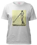 1914 glassblower women's Tee